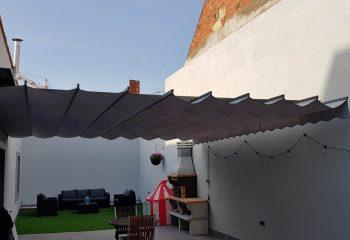 Instal·lació Tendals a Terrassa - Cris Metal